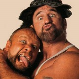 HALL OF FAMERS: Beloved New Zealand tag team The Bushwhackers will be inducted into the WWE Hall of Fame this year. PHOTO: WWE