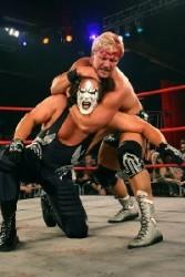 Sting lost to Jeff Jarrett at WWA The Reckoning