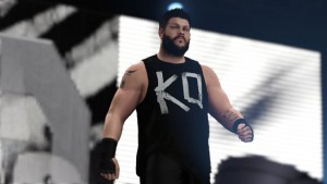 Kevin Owens, or Kevin Owens cosplay? You be the judge.
